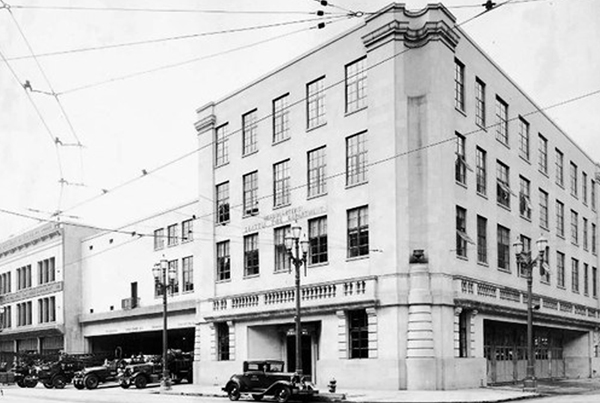 Historic Seattle Fire Station